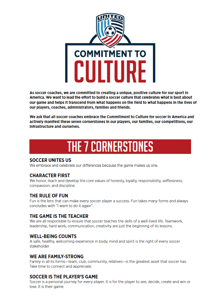 Commitment to Culture Graphic